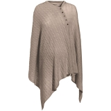 John Lewis - Séraphine Cable Knit Nursing Maternity Shawl
