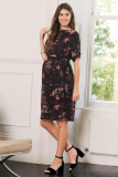 Next Print Maternity Batwing Dress - Next Print Maternity Batwing Dress
