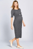 Next Maternity Rib Dress - Next Maternity Rib Dress