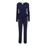 John Lewis - Mamalicious Thilde Long Sleeve Maternity Nursing Pyjamas