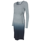 John Lewis - Mamalicious Dip Dye Maternity Dress