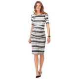 John Lewis - Isabella Oliver Kerwood Print Maternity Dress