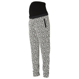 John Lewis - Mamalicious Jasmin Loose Fit Jersey Maternity Trousers