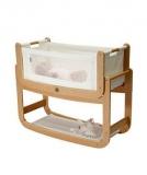 Mothercare - The Little Green Sheep SnuzPod Bedside Crib - The Little Green Sheep SnuzPod 3 in1 Bedside Crib