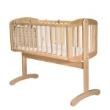 Mothercare Swinging Crib in Natural - Mothercare Swinging Crib in Natural