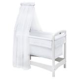 Mothercare - Silver Cross Nostalgia Crib - Mothercare - Silver Cross Nostalgia Crib