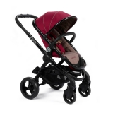 Mothercare - Mothercare - iCandy Peach 3 Pushchair in Claret & Black