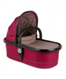 Mothercare - Mothercare - iCandy Peach Carrycot in Claret