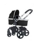 Mothercare - Mothercare - iCandy PeachPram in Black Magic