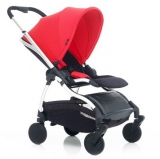 Mothercare - Mothercare - iCandy Raspberry Pushchair with red Flavour Pack