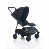 Mothercare - Mothercare - iCandy Raspberry Stroller Black Chassis - black pack