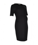 Mothercare - Blooming Marvellous Black Maternity Tube Dress