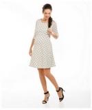 Mothercare - Mothercare - Envie de Fraises Alexandra Spotted Maternity Dress