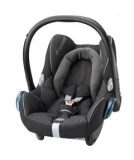 Mothercare - Mothercare - Maxi-Cosi Cabriofix Baby Car Seat in Black Crystal