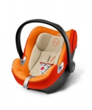 Mothercare - Mothercare - Cybex Aton Q Baby Car Seat-Autumn Gold