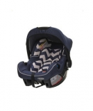 Mothercare - Mothercare - Obaby 0+ Infant Car Seat in Zigzag Navy