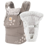 Mothercare - Mothercare - Ergobaby Bundle Of Joy 3 in Galaxy Grey