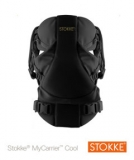 Mothercare - Mothercare - Stokke My Carrier Cool - Black