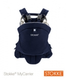 Mothercare - Mothercare - Stokke® MyCarrier 3-in-1 Baby Carrier - Deep Blue