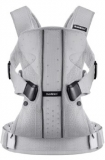 Mothercare - Mothercare - BabyBjorn Baby Carrier One Air - Silver Mesh