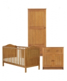 Mothercare - Mothercare Darlington 2-piece Cot Nursery Furniture Set