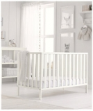Mothercare - Mothercare Apsley Cot in White