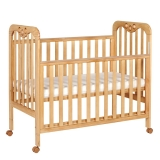 Mothercare - Mothercare - Tutti Bambini Jenny Dropside Cot
