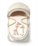 Mamas and Papas Zam Bee Zee Moses Basket - Mamas and Papas Zam Bee Zee Moses Basket