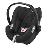 John Lewis - John Lewis - Cybex Aton Q Group 0+ Baby Car Seat, Happy Black