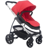 John Lewis - iCandy Strawberry 2 Pushchair with Chrome Chassis, Lush Hood