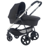 John Lewis - iCandy Strawberry 2 Pushchair with Carrycot & Anthracite Hood