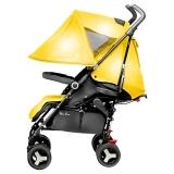 John Lewis - Silver Cross Reflex Pushchair, Yellow