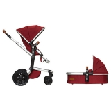 John Lewis - Joolz Day Earth Pushchair with Carrycot, Lobster