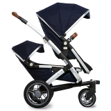 John Lewis - Joolz Geo Duo Pushchair with Carrycot, Parrot Blue