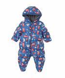 Mothercare - Boys Car Snowsuit