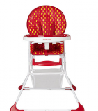 Mothercare - Mothercare - Strawberry Highchair