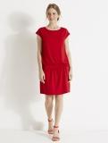 Vertbaudet - Smocked Adaptable Maternity & Nursing Dress
