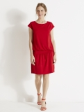 Vertbaudet - Smocked Adaptable Maternity & Nursing Dress