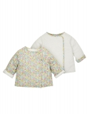 Monsoon - Monsoon NEWBORN MILLIE JACKET