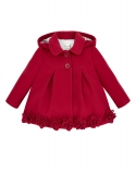 Monsoon - Monsoon - BABY ROSALIE ROSES COAT