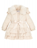 Monsoon - Monsoon BABY GIRLS MOLLY PADDED COAT
