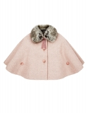 Monsoon - BABY CLAIRE SPARKLE CAPE
