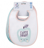Boots - Baby Weaning Bibs