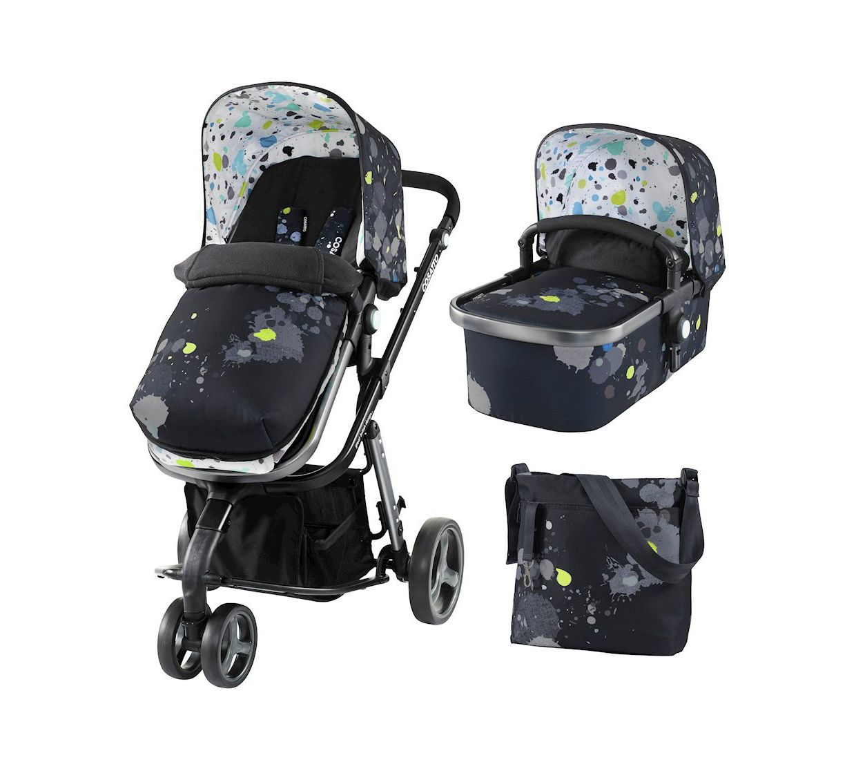 Argos Cosatto Giggle 2 Pram & Pushchair